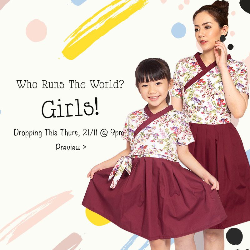 Who Runs The World? Girls! (CNY Second Edition)