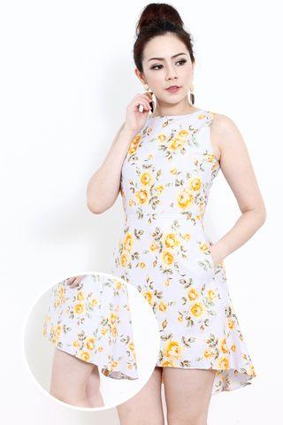 The Elegant Dipback Dress