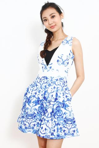 KayLee in Blue Marble