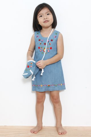 [Embroidery Works] Sweet Caroline  (Toddler Charmed)