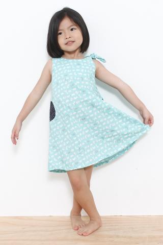 May in Mint Farm  (Little Charm Girl)