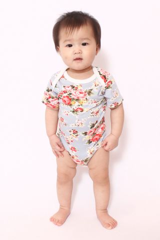 PlayDate | Pocket full of Roses Romper
