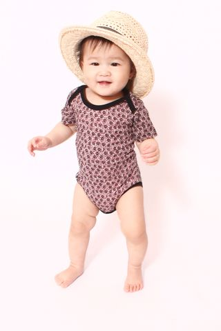PlayDate | Dusty Rose Romper