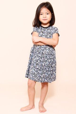 PlayDate | Nightfall Bloom Little Dress