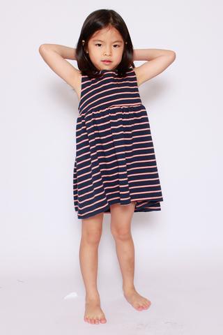 Playdate | Isa Babydoll Dress (Little Girl)