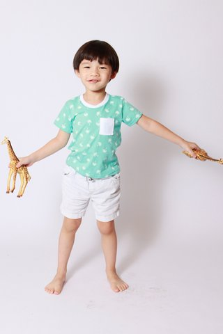 Playdate | Palm Trees Tee (Unisex)