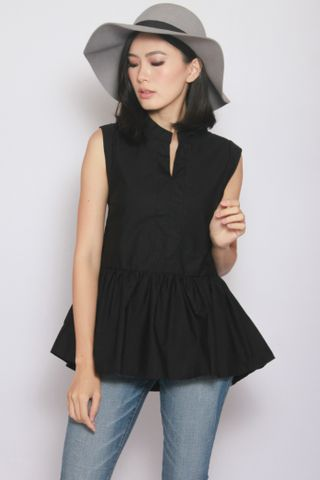 Colleen Top in Black