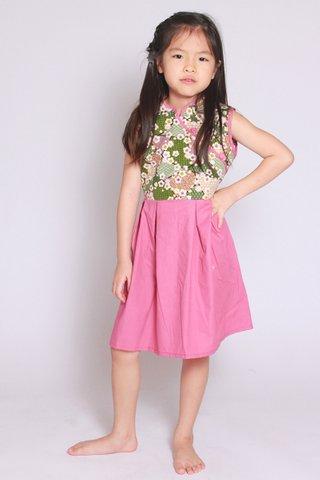 Jade Shimmer Orient (Little Girl)