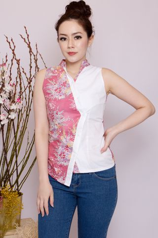 Lebaya Top in Rosie