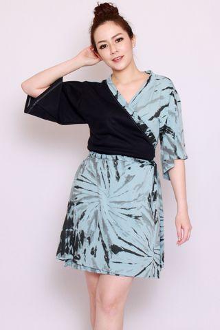 Playdate | Mari Kimono Wrap Dress