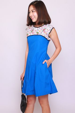 Josie Blue Dress
