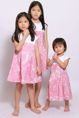 Lenora Pink Sakura (Little Girl)
