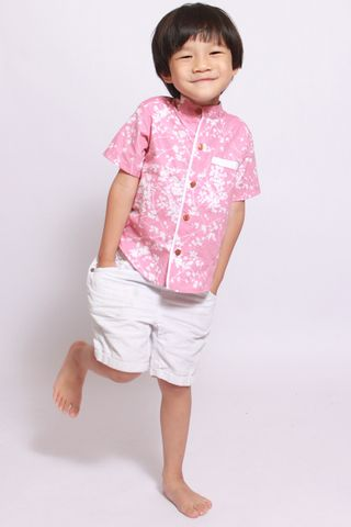 Lenora Pink Sakura (Little Boy)