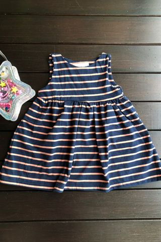 Playdate | Isa Babydoll Dress (Little Girl)