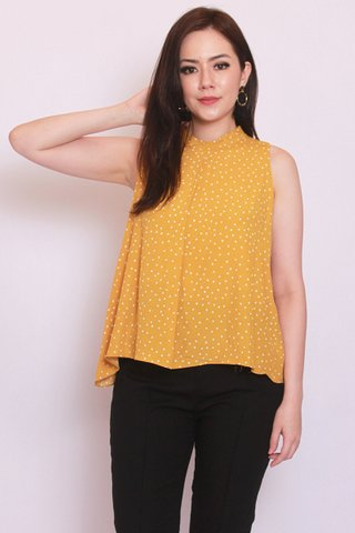 Oxana Swing Top in Sunburst