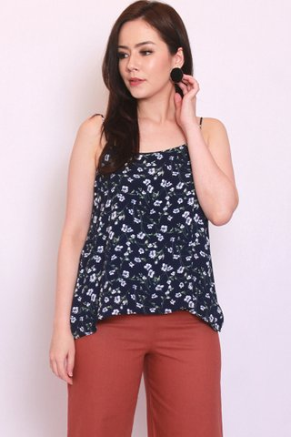 Ditsy Navy Floral