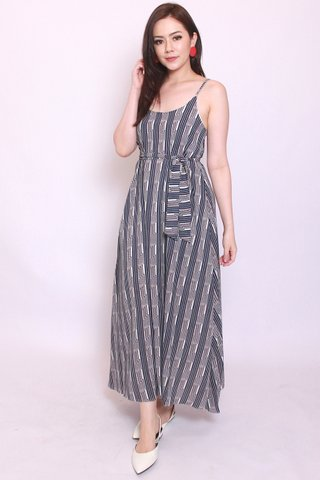 Tilly Maxi in Navy (Maxi)