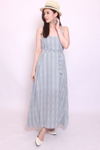 Tilly Maxi in Baby Blue (Maxi)