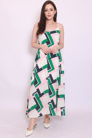 Tilly Maxi in Pink (Maxi)
