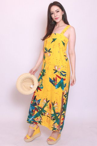 Luana Linen in Sunshine (Maxi)