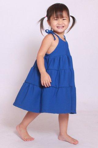 Waverly Blue Dress (Girls)