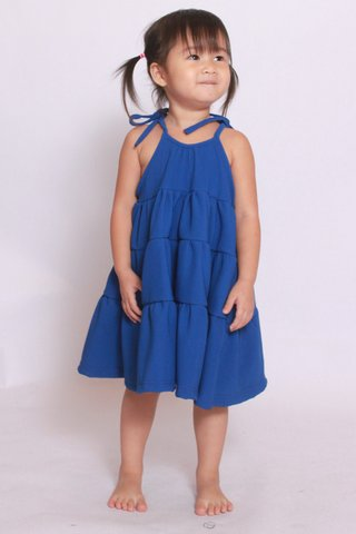 Waverly Blue Dress (Girls)