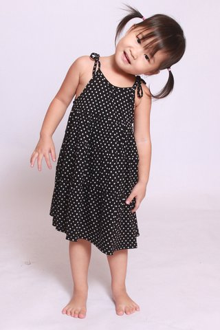 Waverly Dotty Dress (Girls)