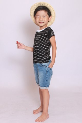 Waverly Dotty Tee (Boys)