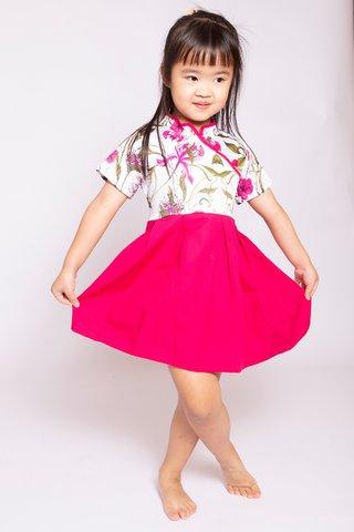 Vainglorious Orient in Pinky (Girls)
