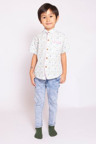 Rainbows and Unicorns Shirt (Boys)