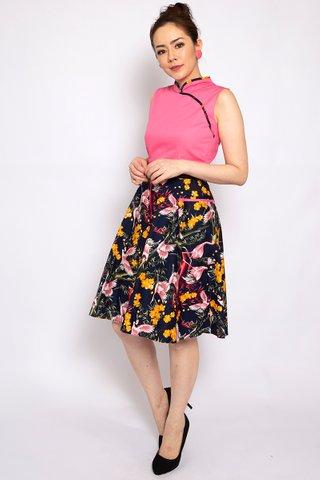 Qing Orient in Pink Sherbert (Tall)