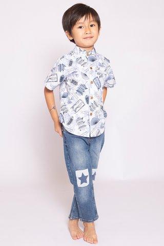 Showstopper Shirt in Nihon (Boys)