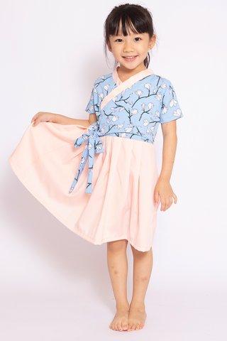 Pastella Hanbok (Girls) - Easycare