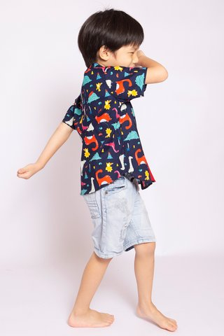 Dino Danger Shirt (Boys)