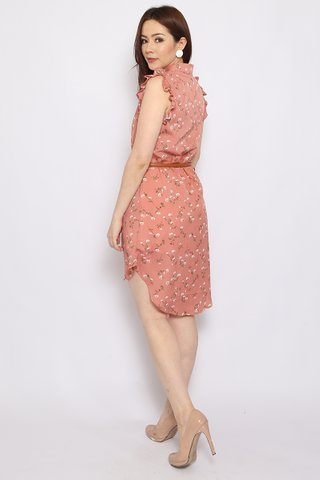 Xena Shirtdress in Felicity - Easycare