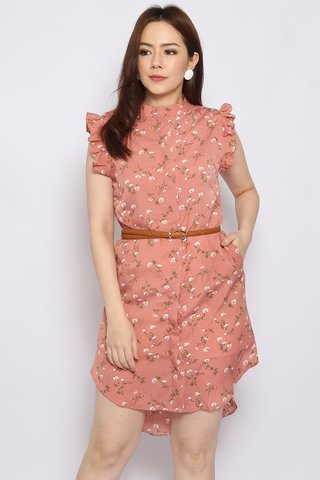 Xena Shirtdress in Felicity - Easycare