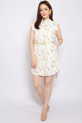 Xena Shirtdress in Julia - Easycare