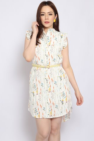 Xena Shirtdress in Julia - Easycare