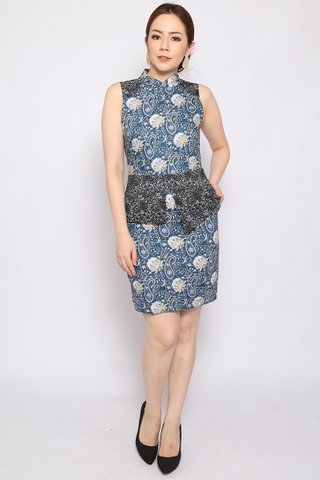 Sulin Peplum in Refine