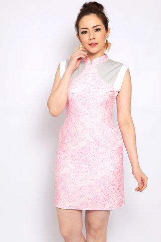 Luanne Pink Lace