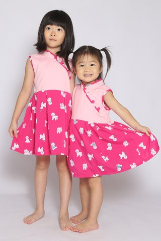 Little Poodle Orient (Girls) - Easycare