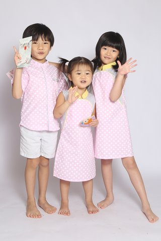Xing Orient in Pink Hearts (Girls)