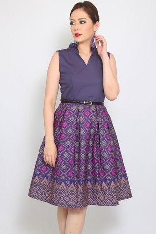 Andie Purple Batik (Tall)