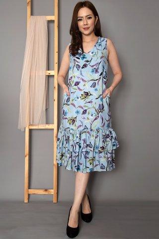 Violetta Blue Art - Easycare