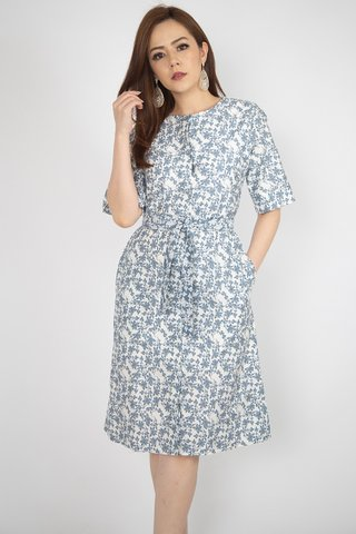 Minju Shirtdress - Frost
