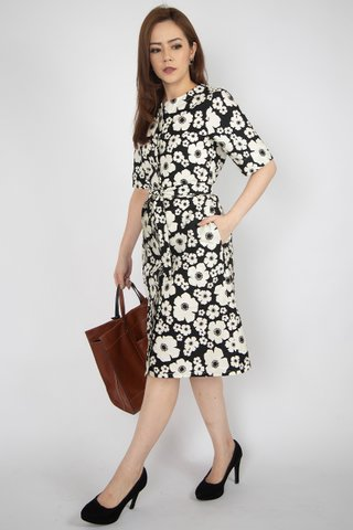 Minju Shirtdress - Bloom