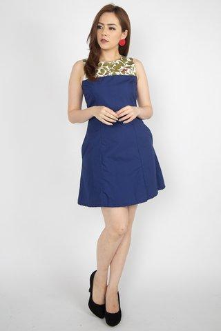 Dahlia Blue