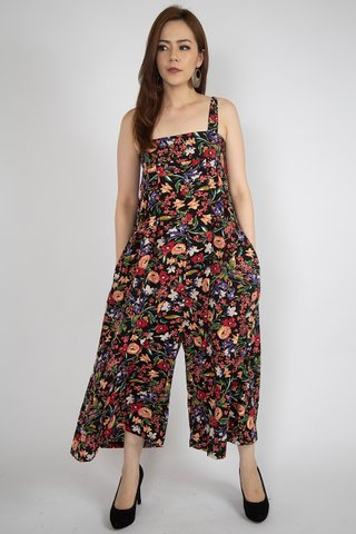 Moira Jumpsuit in Blooming