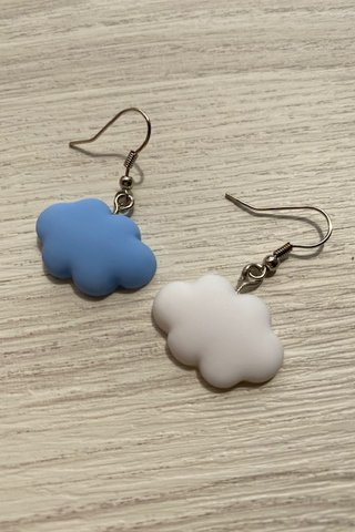 Head Full Of Clouds Earrings