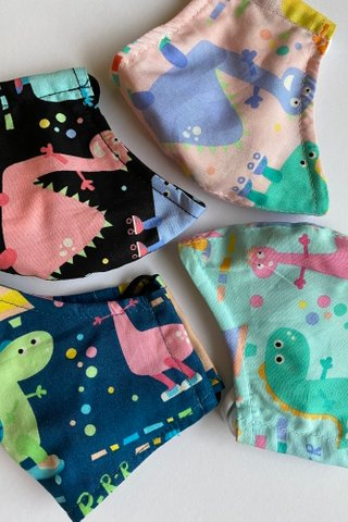 Happy Dino - Bundle of 4 (kids only)